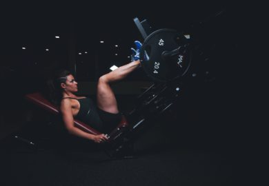 Tekst o zdrowym odżywianiu, sporcie, dietach, fit